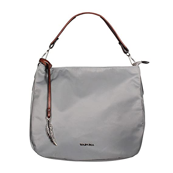Waipuna Women Hobo Bag Kanalana Grey  Amazon.co.uk  Clothing af5766702d86d