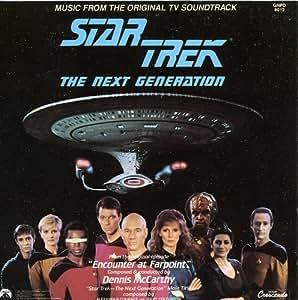 Star Trek The Next Generation 1 (Original Soundtrack)