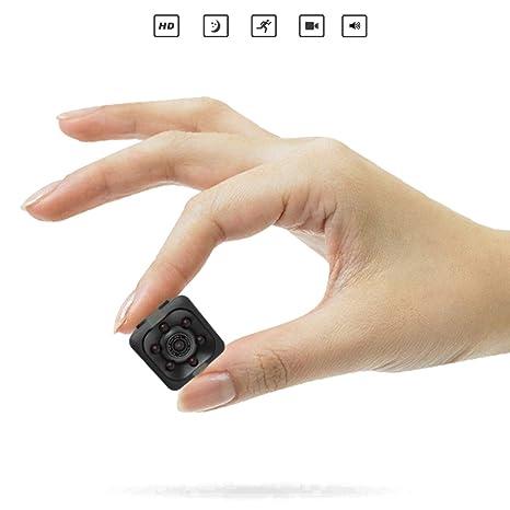 Camara espia Zimax es de las camaras espias ocultas mas vendidas 1080P HD Cámara de Vigilancia Portátil Secreta y Compacta con Detector de Movimiento ...