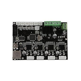 Amazon.com: Creality - Placa base para impresora 3D CR-10 ...