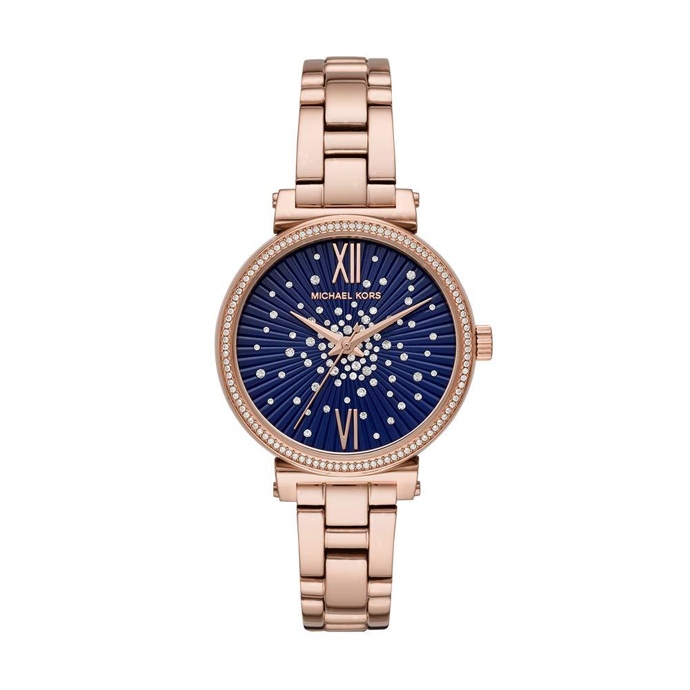 Amazon.com: Michael Kors MK3971 - Sofía para mujer, 14: Watches