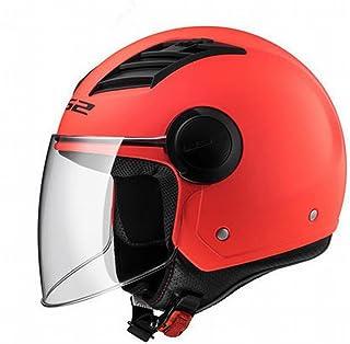 GCC Casco de Motocross, Sombrero de Seguridad Semicubierto de Hombres Y Mujeres, Protector Solar de Coche Eléctrico de Personalidad Retro Cuatro Temporadas Medio Casco