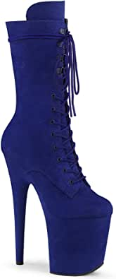 Pleaser Ankle Boots Flamingo 1050FS Extreme High Heels Botines