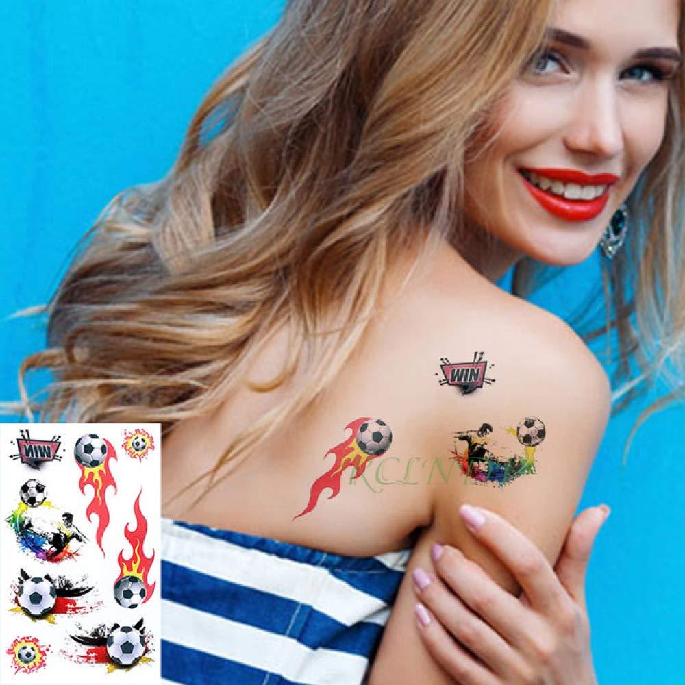 ljmljm 5 Piezas Impermeable Tatuaje Pegatina Barco velero ...