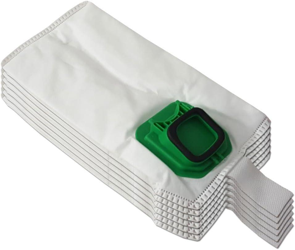 Kit de 6 bolsas (microfibra) + 6 ambientadores para aspiradora ...