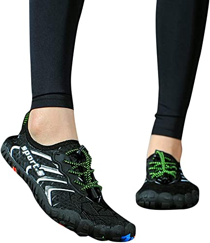 Casual Couple Water Sport Shoes Summer Pool Beach Swim Drawstring Creek Diving Shoes Sneakers For Women