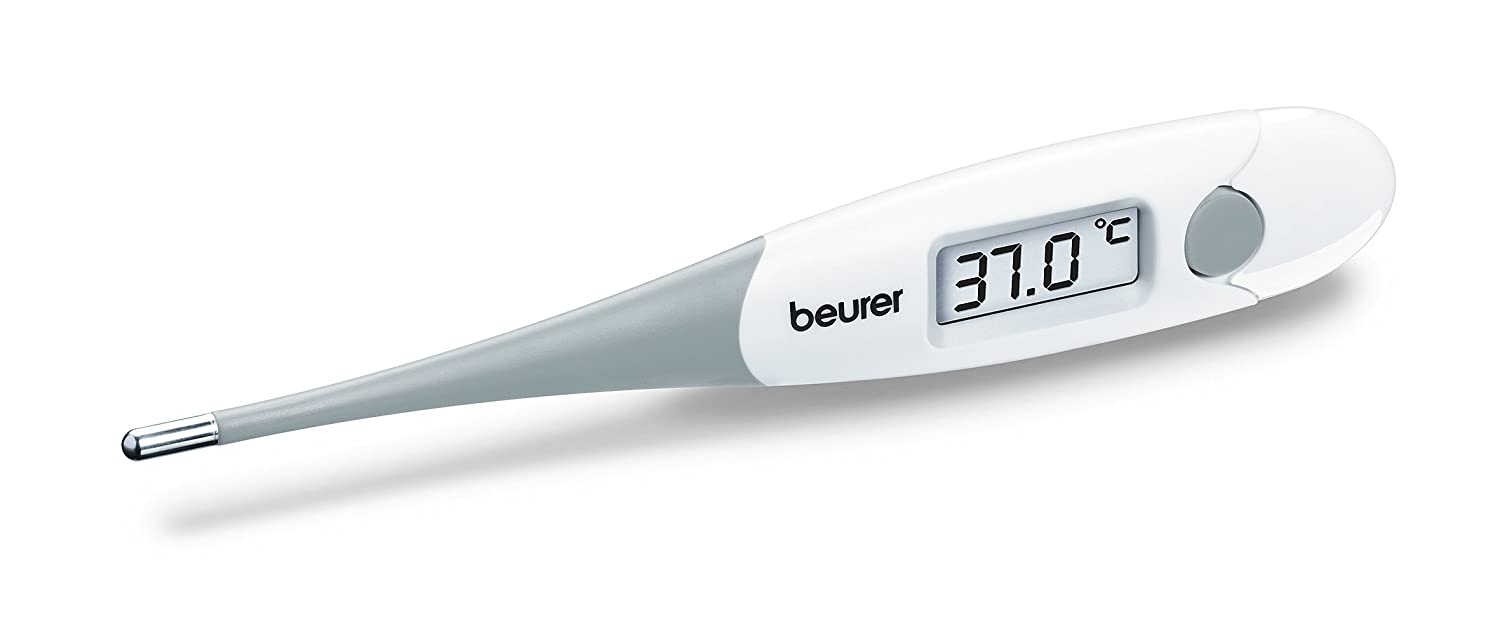 Amazon.com : Beurer FT15/I Express thermometer with flexible tip : Beauty