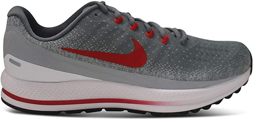 Nike Zoom Vomero 13 Zapatillas de correr para hombre, (Gris/Rojo (Cool Grey/University Red)), 44 EU: Amazon.es: Zapatos y complementos