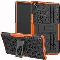 XINYUNEW Funda Huawei 360 Grados Protective Caso Carcasa Case Cover Skin móviles telefonía Carcasas Fundas Anti-Arañazos Anti-Choque Pantalla de Vidrio Templado