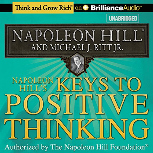Napoleon Hill's Keys to Positive Thinking Audiobook [Free Download by Trial] thumbnail
