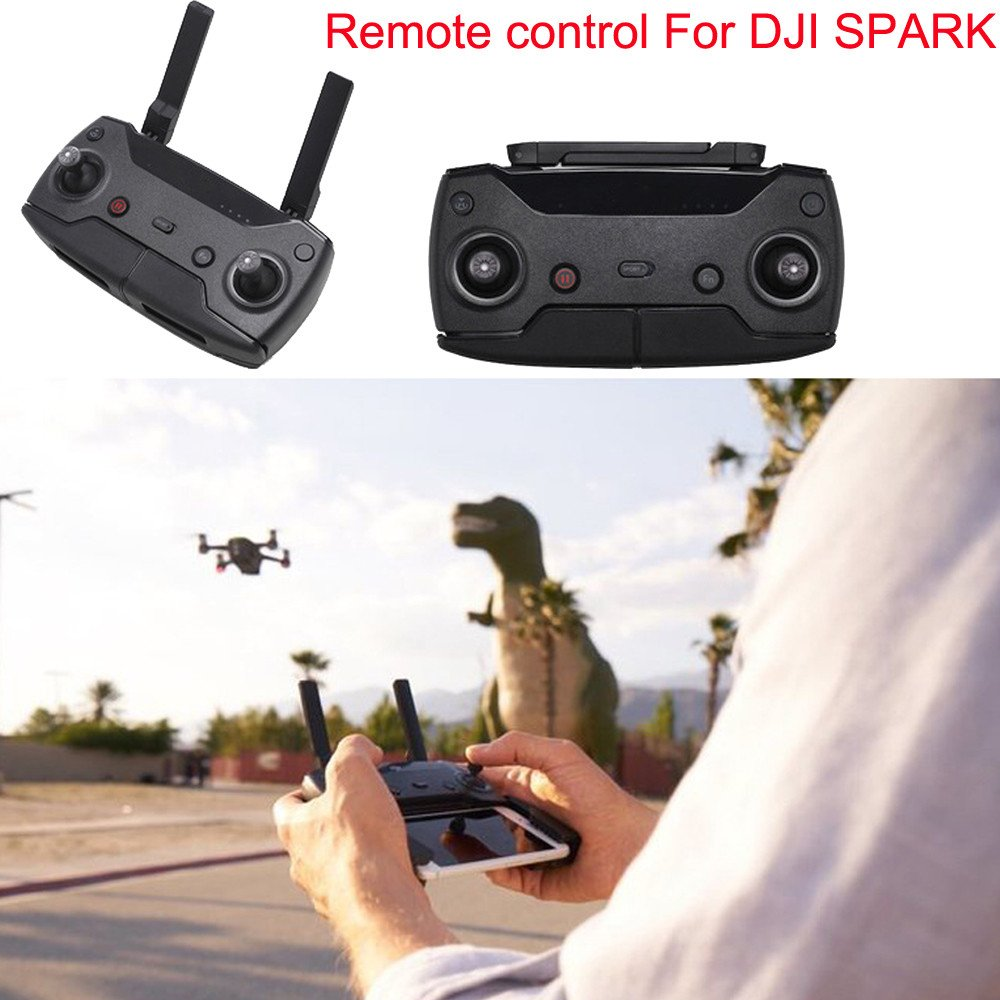 2.4GHz Remote Controller for DJI Spark Drone Video Transmission Range Up to 2KM