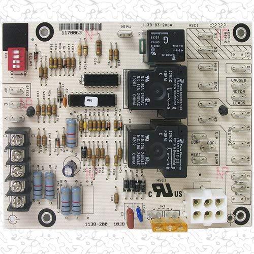 Icp 1170063 Furnace Fan Control Relay Genuine Original Equipment Manufacturer (OEM) Part