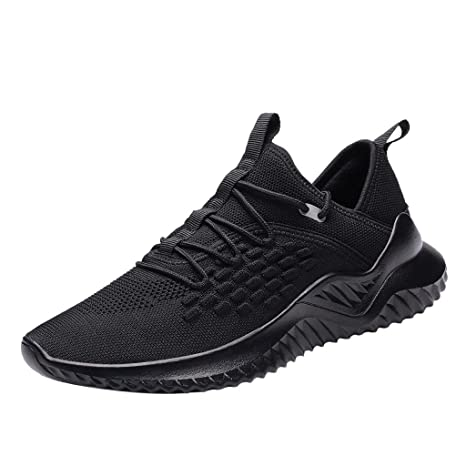 3e9e97b6eacea Amazon.com: JJLIKER Men's Breathable Fashion Walking Sneakers ...