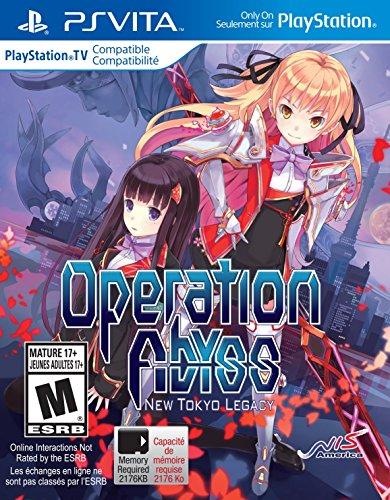 Operation Abyss: New Tokyo Legacy - PlayStation Vita