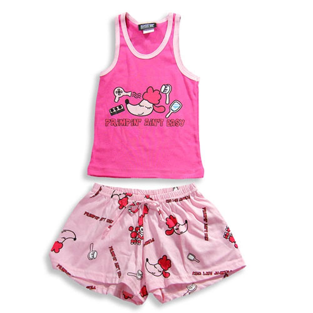 Stupid Factory Great For Camp Little Girls Short Sets
