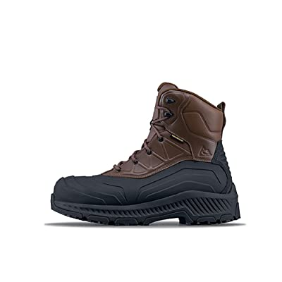 Shoes for Crews Men's Mammoth Iii by Ace Work Boots Composite Toe Industrial | Industrial & Construction Boots