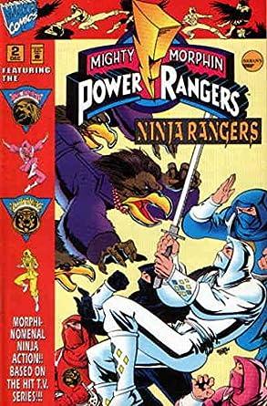 Amazon.com: Mighty Morphin Power Rangers: Ninja Rangers/VR ...
