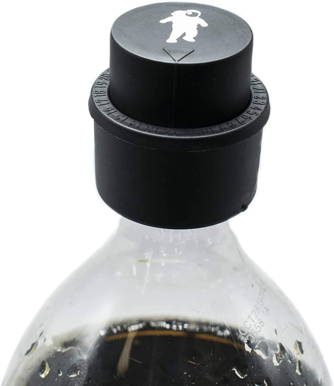 FRESHeTECH Soda Sealer - Air Tight Soda Sealer (5 Pack)