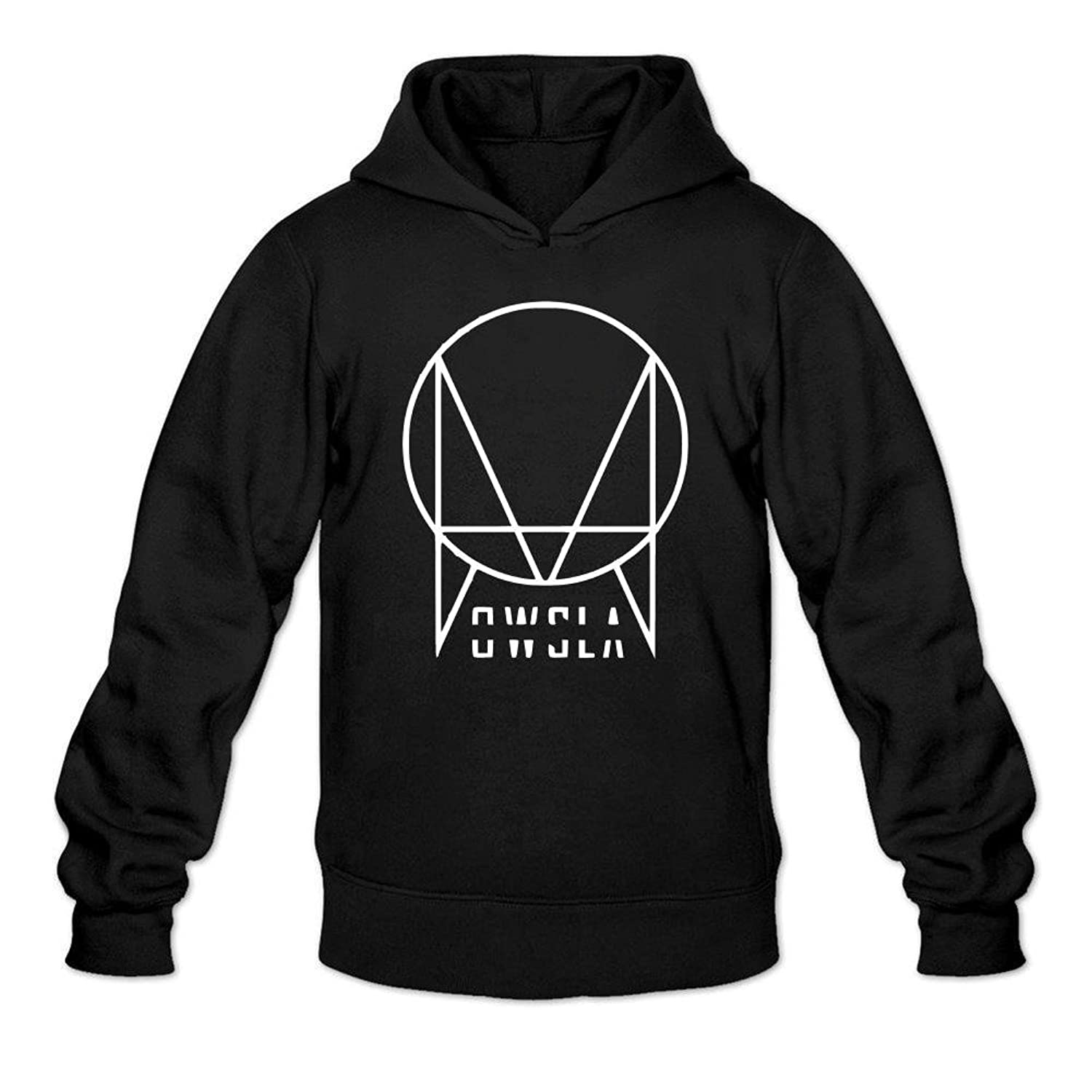 on sale Niceda Men's Owsla Long Sleeve Sweatshirts Hoodie