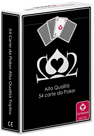 Cartamundi Poker Juego 54 Cartas Poker Juego De Cartas Juegos De