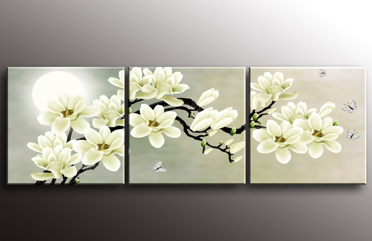 Flower Paintings Amazon
