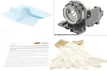 Juego de montaje de lámpara de proyector con HUSTEM DT00771 módulo ...