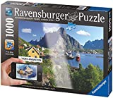 Lofoten, Norway - 1000-Pieces Augmented Reality Puzzle