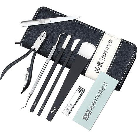 KLODSV pedicura cuchillo traje trinchera especial inserción ...