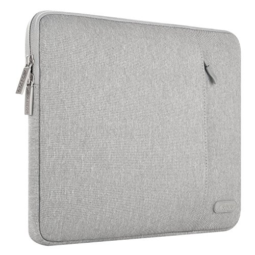 MOSISO Polyester Water Repellent Case Bag Pocket Compatible 13-13.3 MacBook MacBook Air, Notebook,