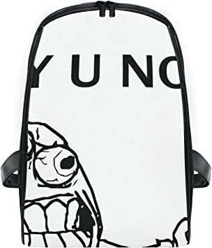 Personalized Hipster Dad Kids Backpack