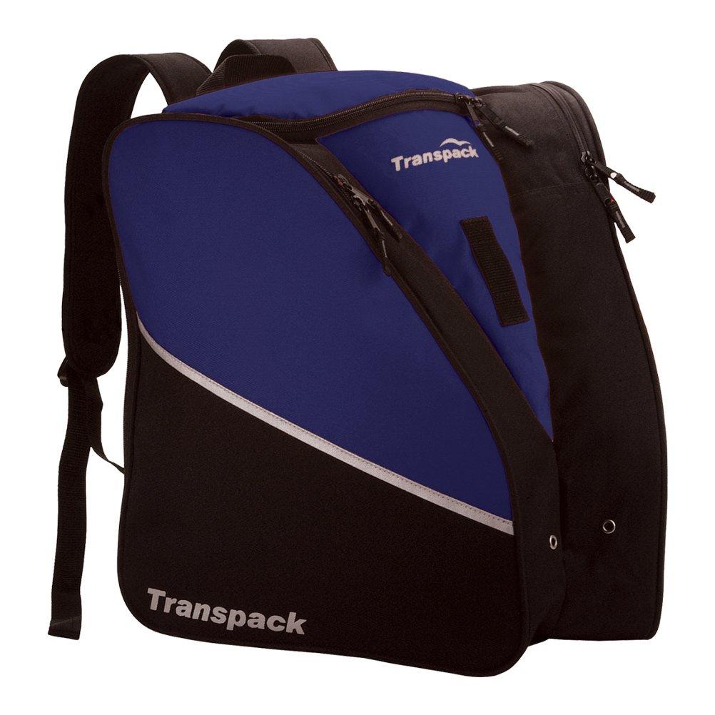 BLACK TRANSPACK Edge Junior Ski Boot Bag