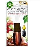 Air Wick Essential Mist Diffuser, Cinnamon & Crisp Apple, 89 Grams