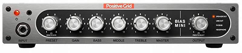 Positive Grid BIAS MINI GUITAR