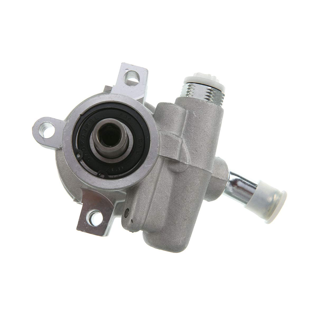 A-Premium Power Steering Pump Without Reservoir for Chevrolet C5 C6 Corvette 1997-2013