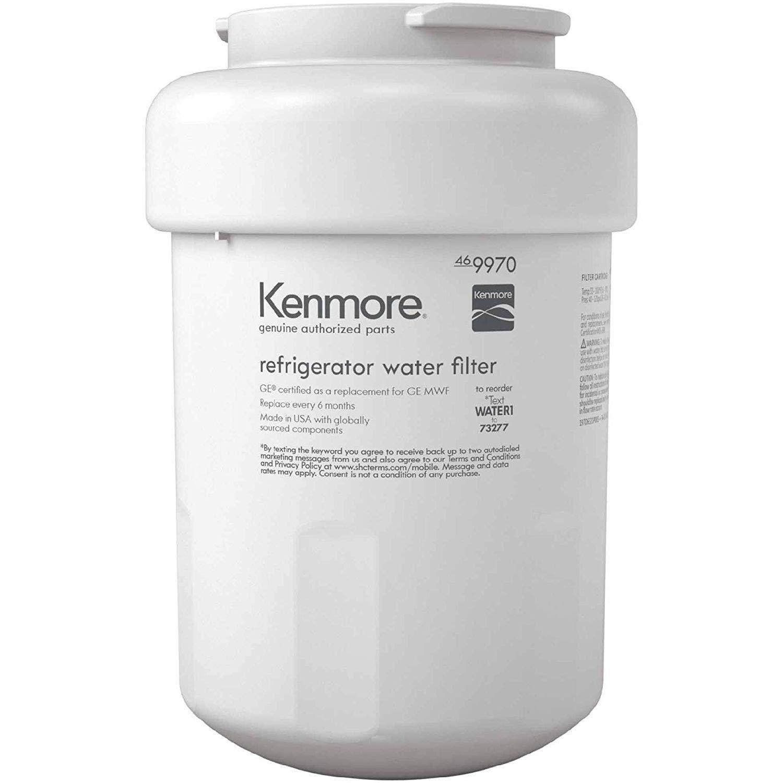 Kenmore 9970 GE MWF SmartWater, MWFA, MWFP, GWF, GWFA,9991,46-9991, 469991 Refrigerator Water Filter
