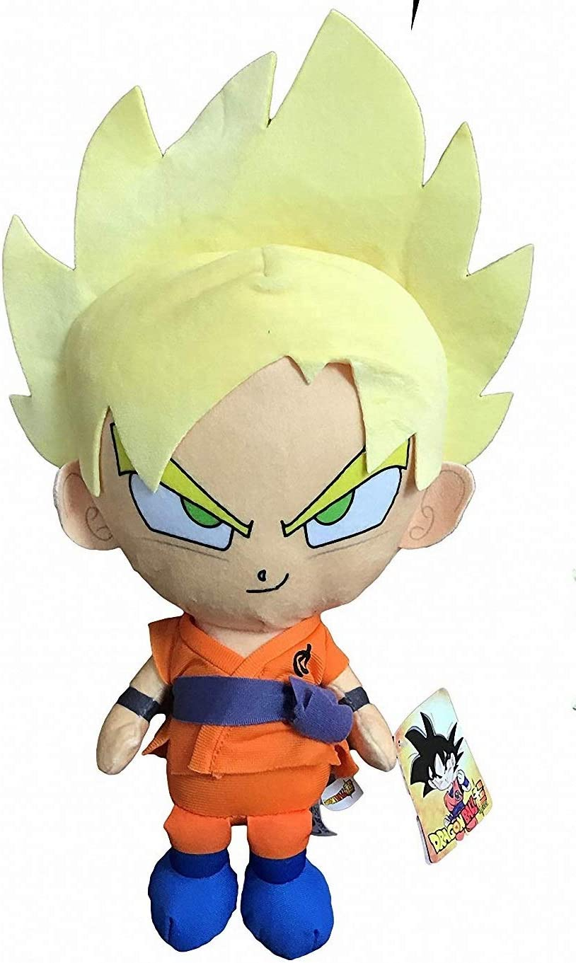Peluche Goku Black Dragon Ball Super 36cm