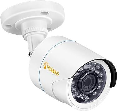 4x HD CVI TVI AHD CVBS 2MP 1080p 960H 4-in-1 Outdoor IR Bullet Security Camera