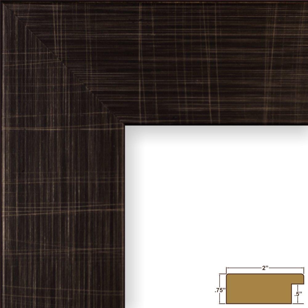 Craig Frames 写真フレーム 2インチ幅 選べるカラーと仕上げ 8.5 x 11 ホワイト BW744608511 B014E5N1UW 8.5 x 11,光沢ホワイト