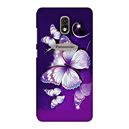 Fasheen Designer Soft Case Mobile Back Cover for Panasonic Eluga Ray 700 .: Panasonic RAY 700, Print No. SPR_550