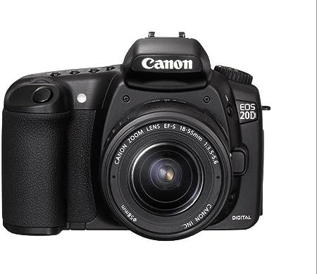 Canon EOS 20D - Cámara Réflex Digital 8.2 MP (Cuerpo): Amazon.es ...