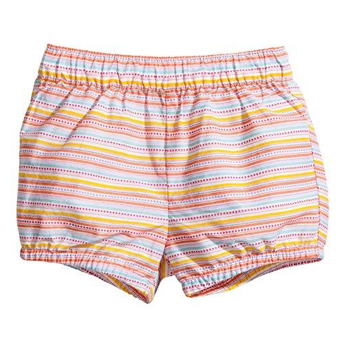 LEMONBABY Adorable Summer Girls Cartoon Elephant Cotton Shorts Pajamas Sets