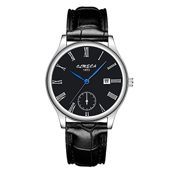 Amazon.com: OLMECA - Reloj de pulsera para hombre, de lujo ...