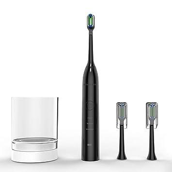 Amazon.com: Cepillo de dientes eléctrico para adultos, USB ...