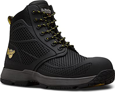 Calamus Non-Metallic Electrical Hazard Composite Toe 7-Eye Boot Dr. Martens I6hjpGG1V