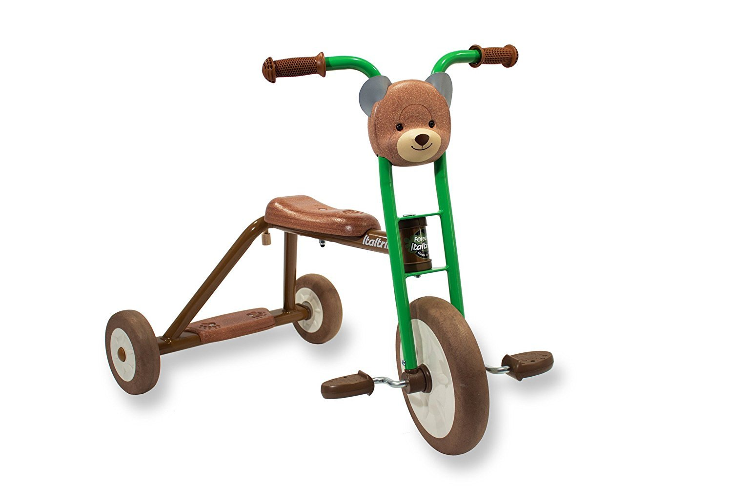Italtrike Forester Bear Large Forester Large Tricycle 14 [並行輸入品] [並行輸入品] B074TK5FF1, 大成町:793359c2 --- number-directory.top