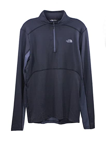 b1f07d120 The North Face TNF Black Achilles 1/4 Zip