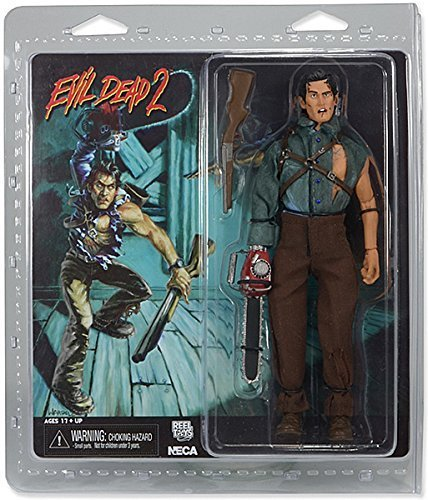 NECA Evil Dead 2 Hero Ash 8 inch Clothed Action Figure by Evil Dead