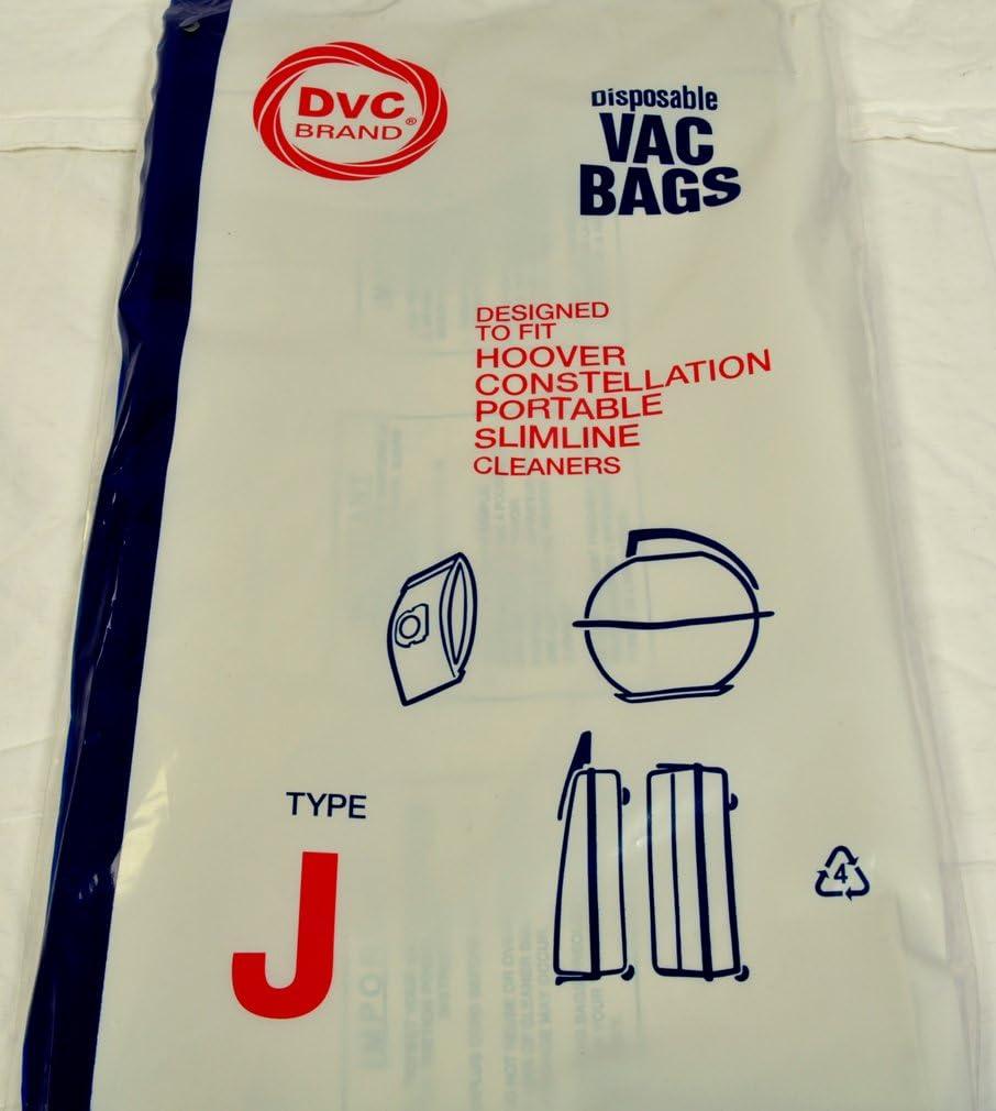 Hoover Type J Constellation Vac Cleaner Bags