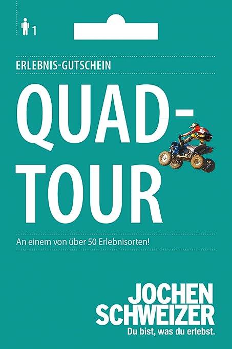 Jochen - Tarjeta de Regalo Suiza: Quad-Tour: Amazon.es ...