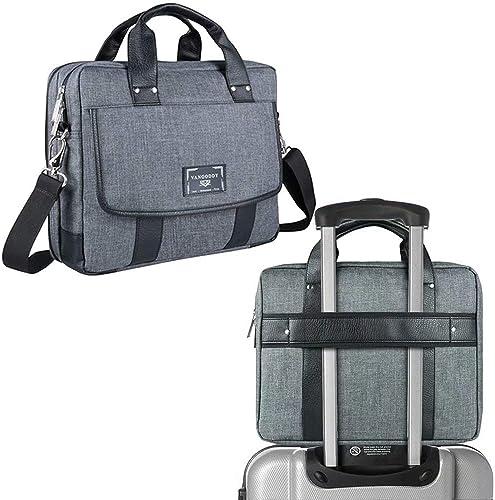 17 17.3 Inch Laptop Briefcase Shoulder Messenger Bag Fit for Asus ROG, ROG Mothership, ROG Strix, ROG Zephryus S, SdudioBook S, TUF Gaming, VivoBook 17, VivoBook Pro 17